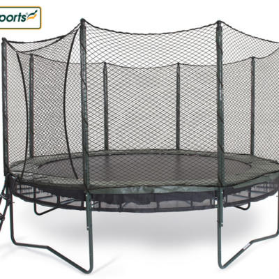 Powerbounce 10x17ft Rectangular Trampoline Usa Play