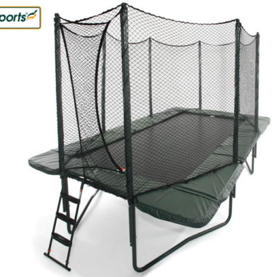PowerBounce 10x17ft Rectangular Trampoline