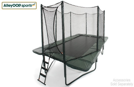 VariableBounce 10x17ft Rectangular Trampoline