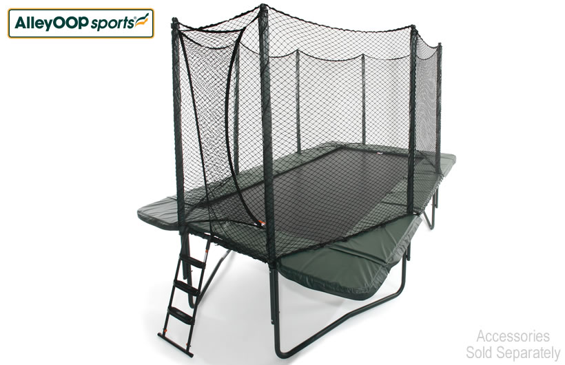 Variablebounce 10x17ft Rectangular Trampoline Usa Play