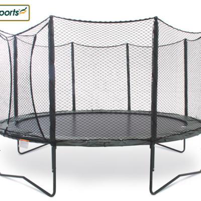 PowerBounce Trampoline w/Enclosure