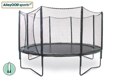 PowerBounce Trampoline w/Enclosure