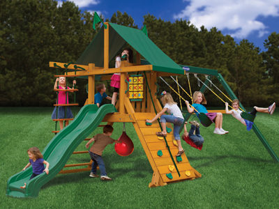 Latitude Swing Set