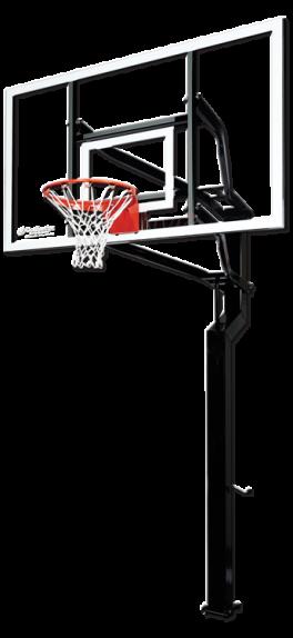 "MVP – Signature Series 72"" backboard"