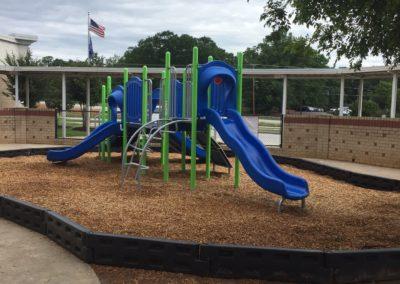 brushy creek elementary playground