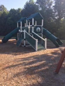 Providence Baptist Church Playground